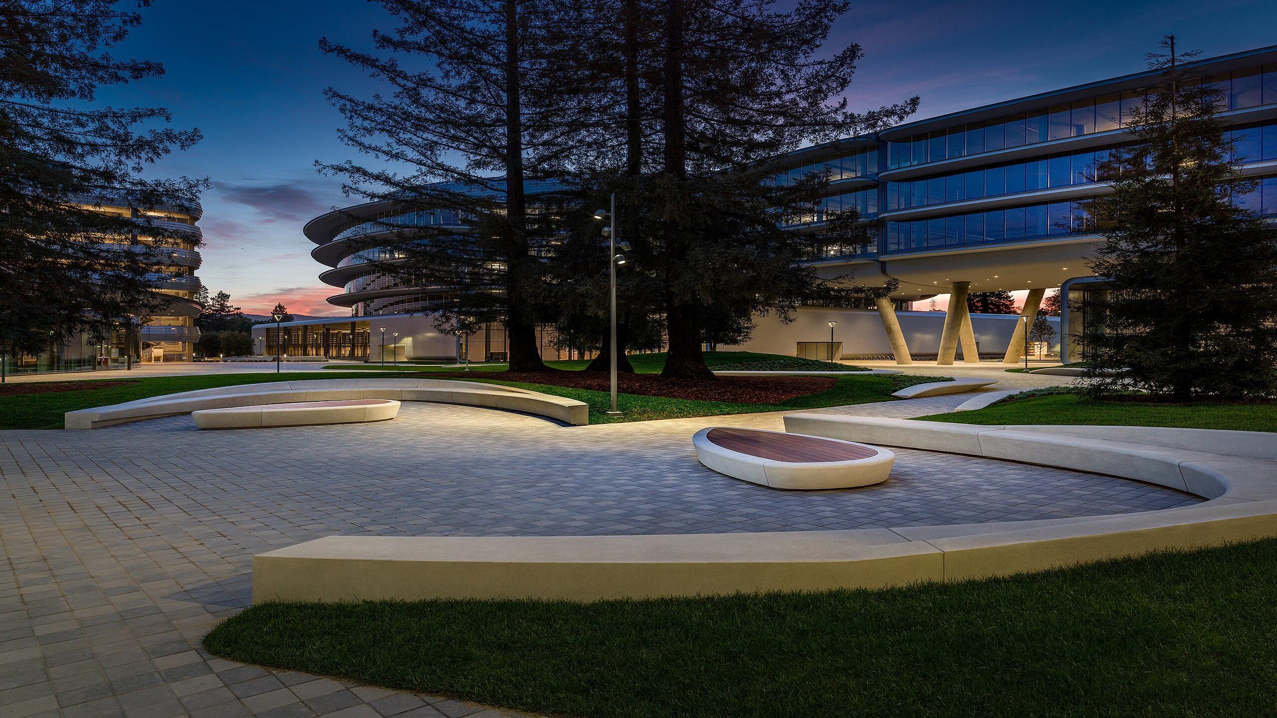 Concrete Architectural Amenities Amp Furniture Commercial